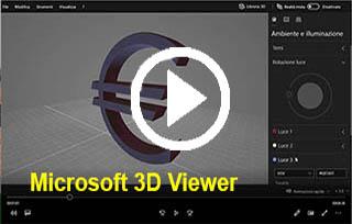 Microsoft 3D Viewer