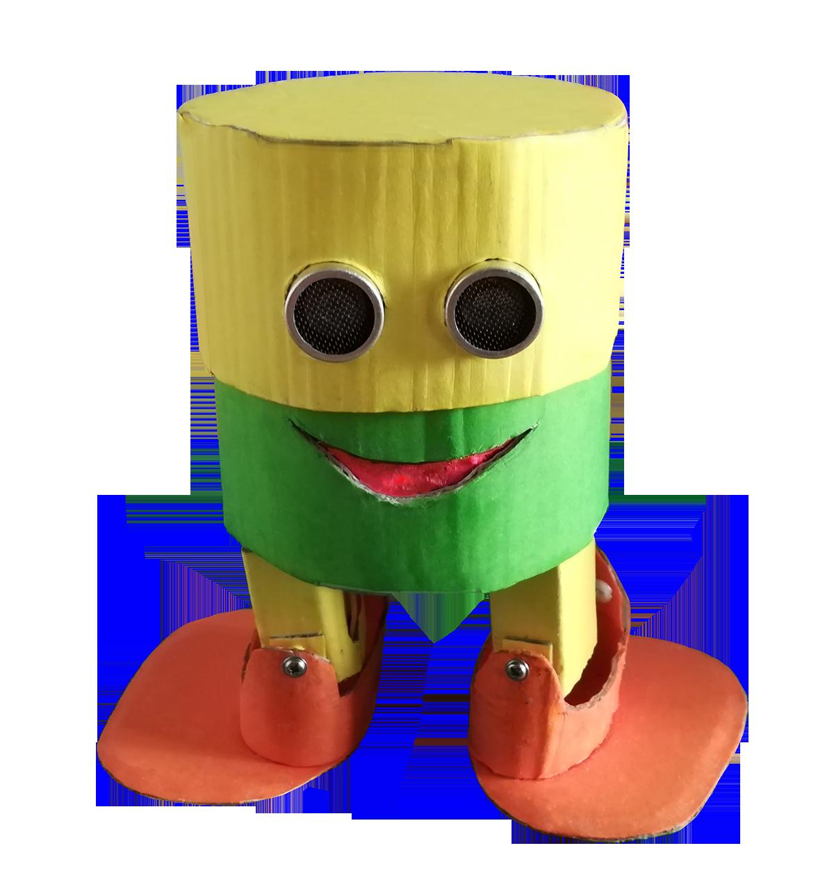 Robot OttoDIY Cardy